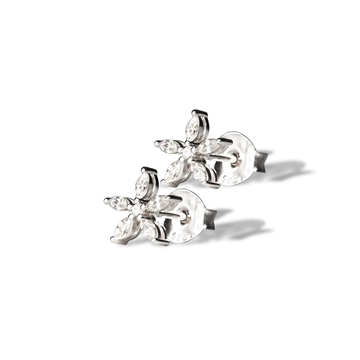 Lily Flower Studs