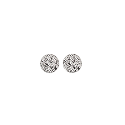 Piece of the Moon Ear studs