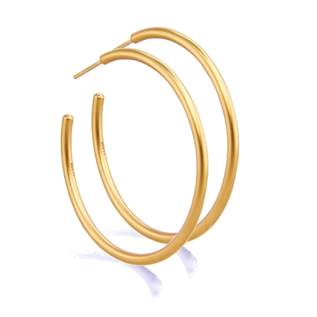 Graceful Hoops - 45 mm