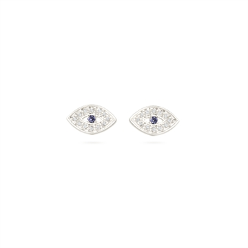 Love Eye Ear Studs
