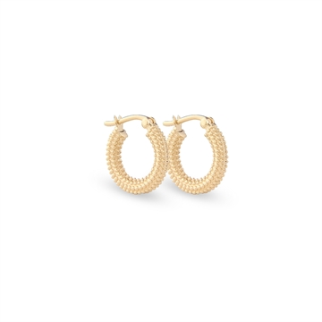 Statement Earrings - gold plated