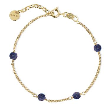 LOVE EYE BRACELET - BLUE LAPIS